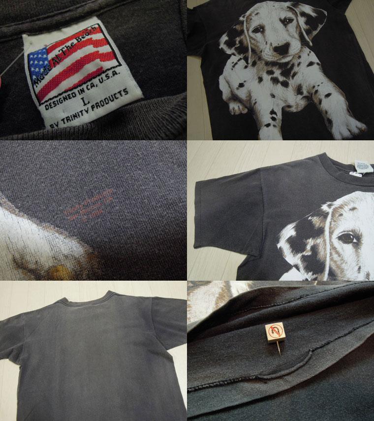 画像3: 90's TRINITY Tシャツ/L