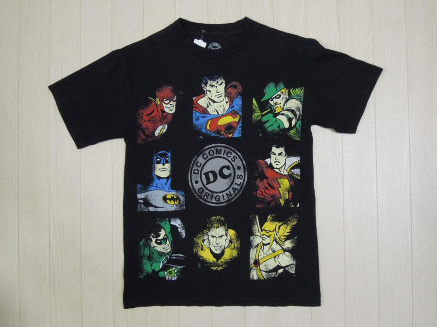画像1: 00's DC COMICS Tシャツ/S
