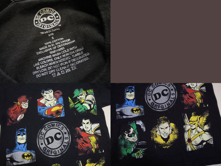 画像3: 00's DC COMICS Tシャツ/S