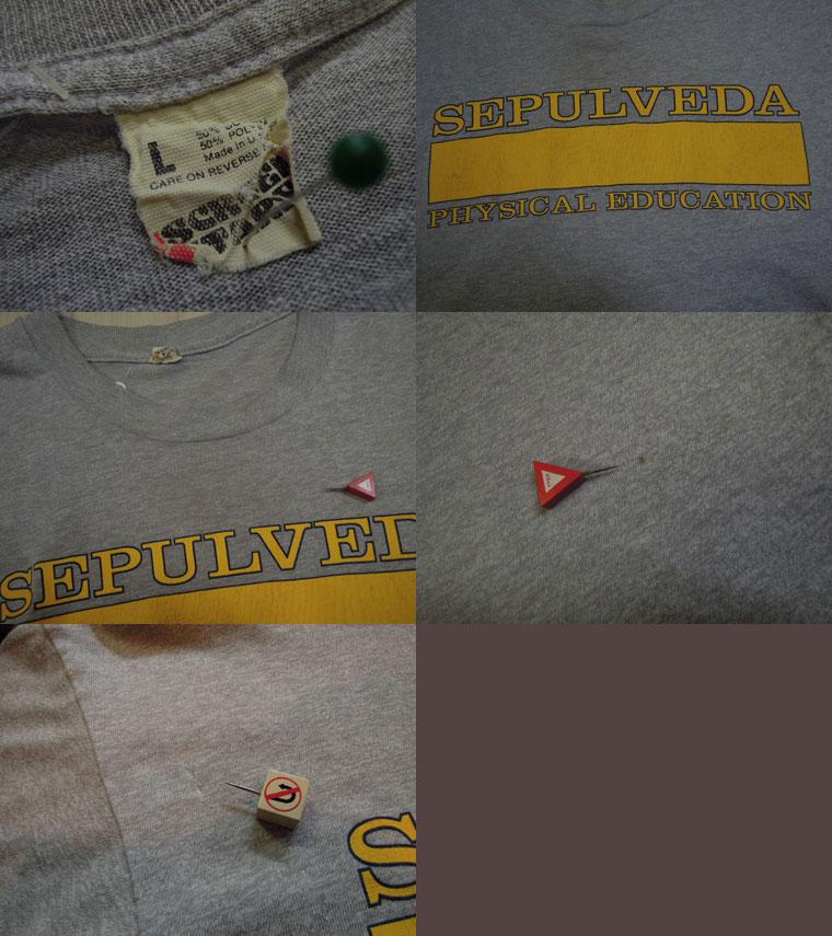 画像3: 80's SCREEN STAR Tシャツ/L