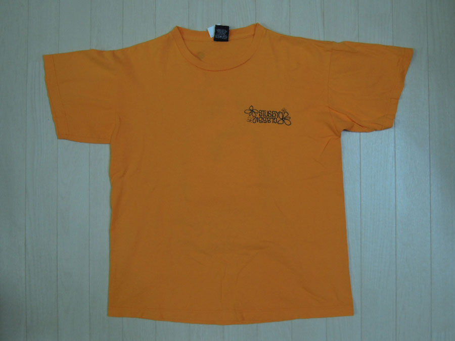 画像2: 00's stussy Tシャツ/M