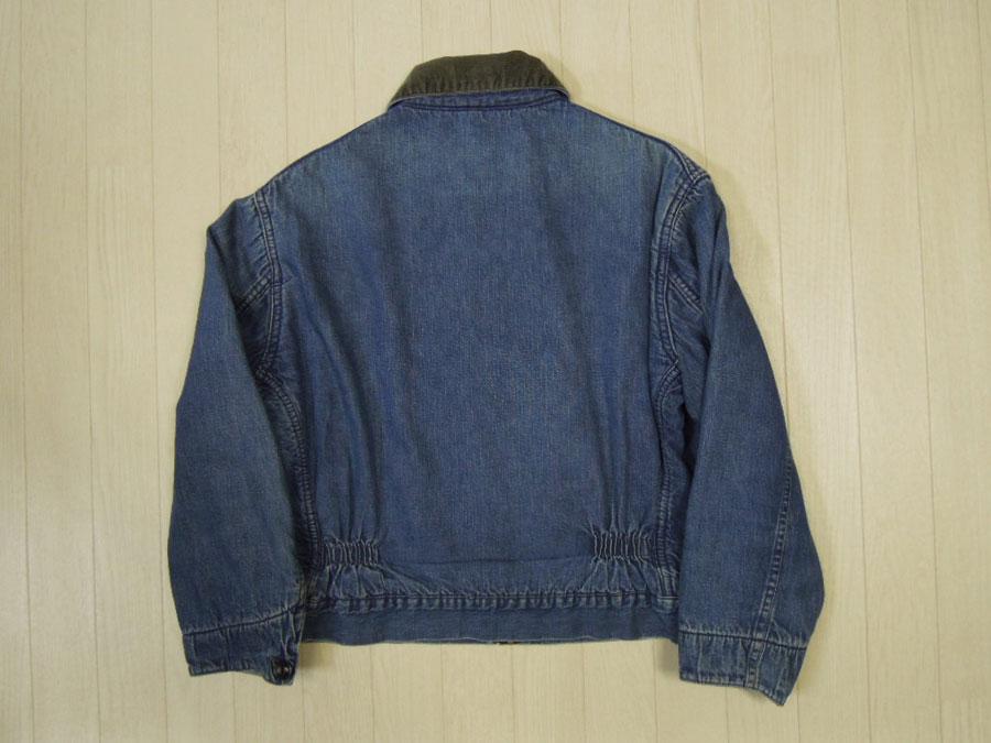 画像2: 〜60's UNKNOWN デニムジャケット