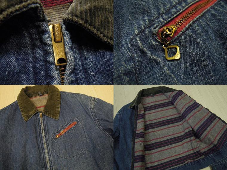 画像3: 〜60's UNKNOWN デニムジャケット