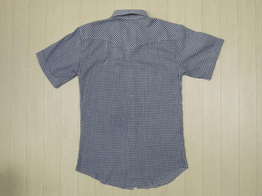 画像2: H BAR C 半袖ウエスタンシャツ/S