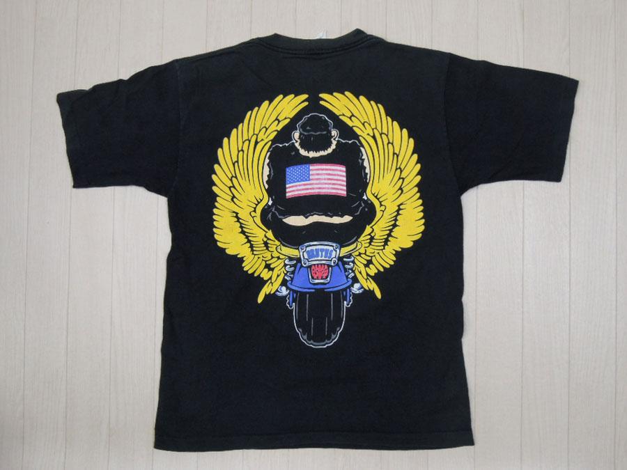 画像2: 90's CROCE Tシャツ/BRUTUS/M