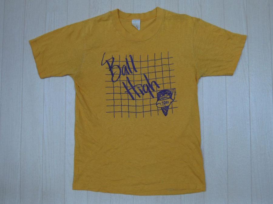 画像1: 80's VELVA SHEEN Tシャツ/M