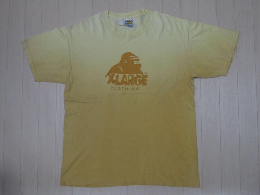 画像1: X-LARGE Tシャツ/M