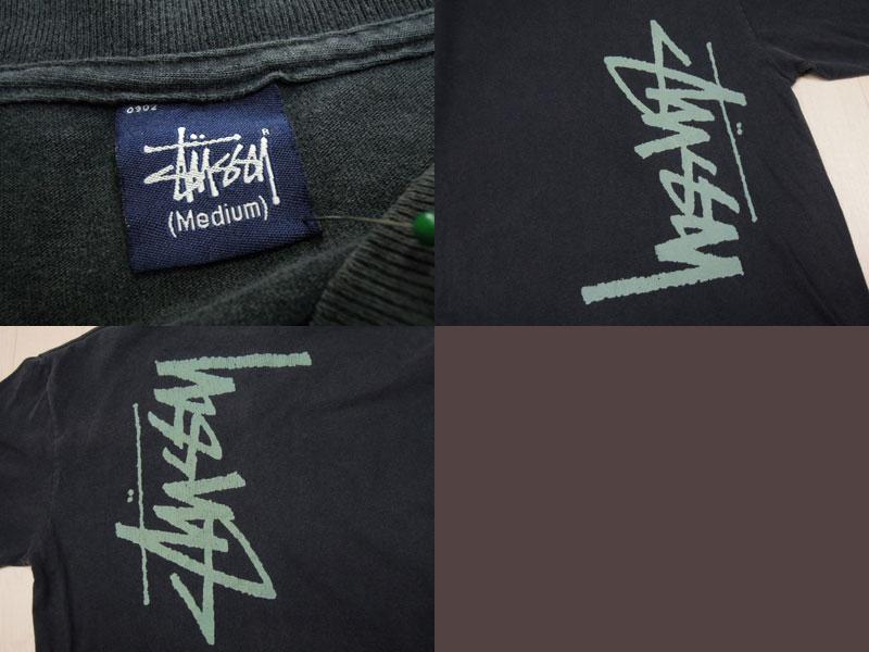 画像3: 00's stussy Tシャツ/M