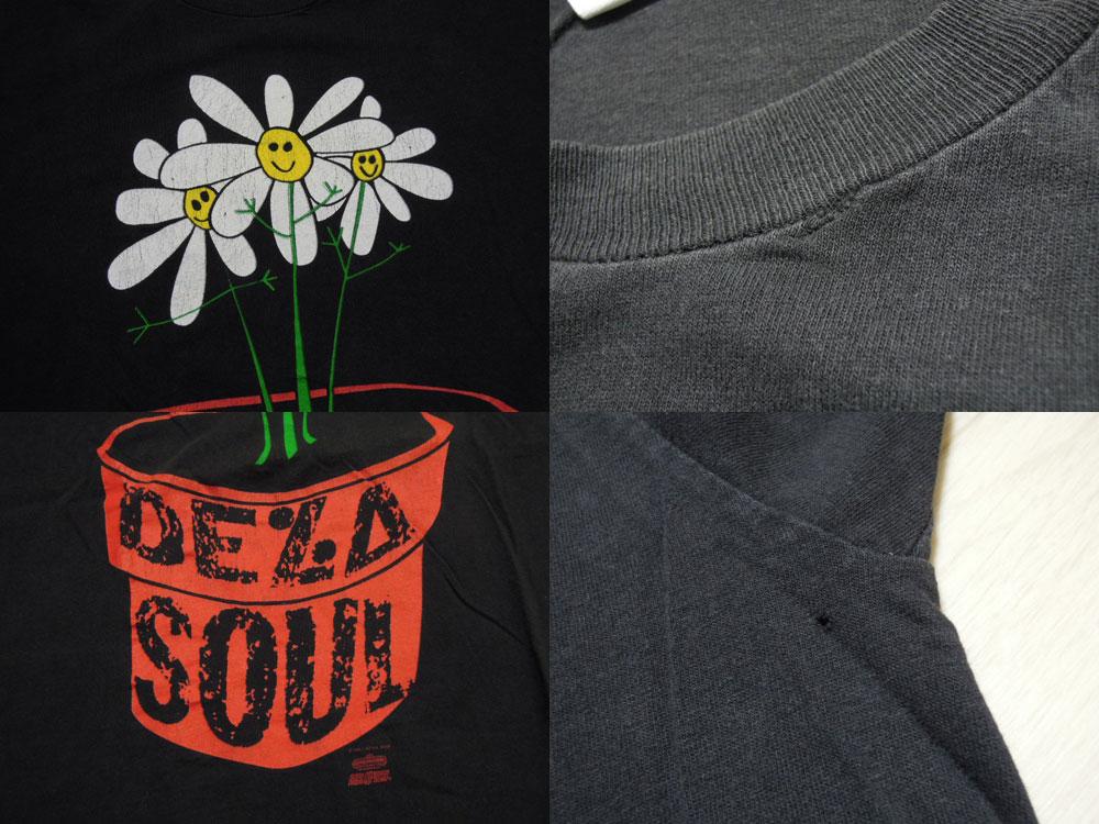 画像4: 1991's DE LA SOUL IS DEAD Tシャツ