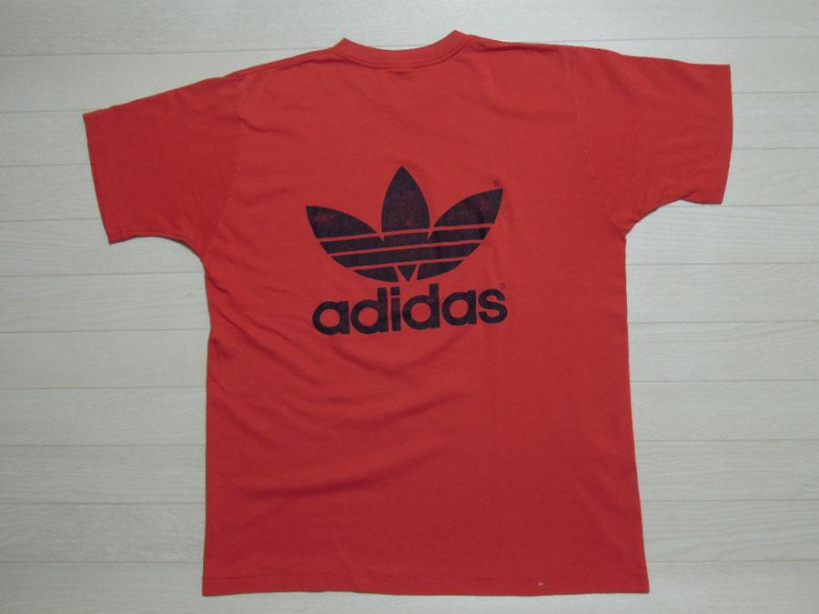 画像2: 80's adidas Tシャツ/USA製/XL