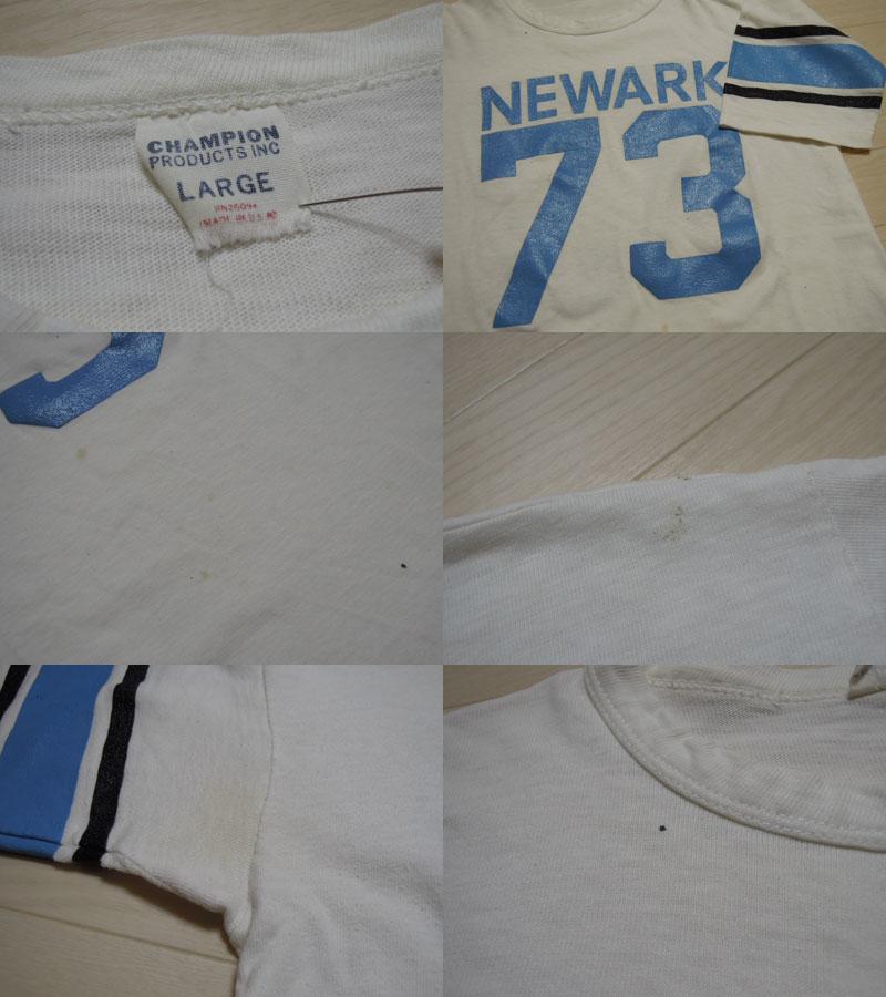 画像3: 60's CHAMPION Tシャツ/プロダクツタグ/L