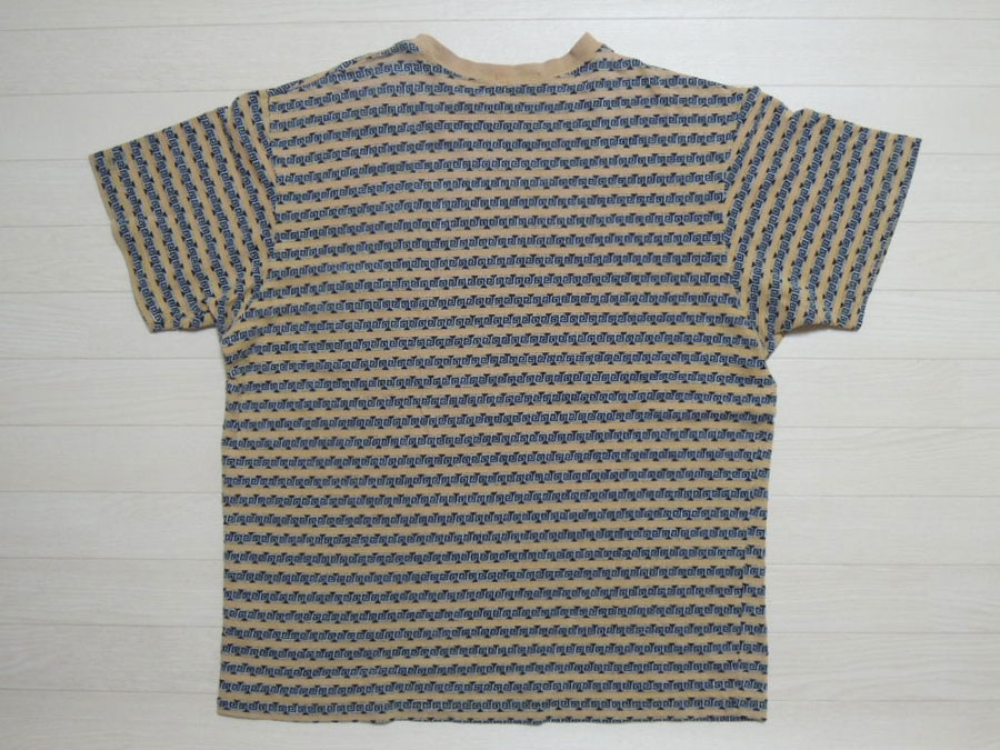 画像2: 80's stussy Tシャツ/黒タグ-USA製/XL