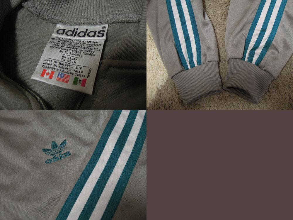 画像3: 90's〜adidas ジャージ/S