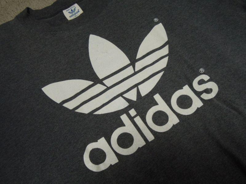 画像4: 80's adidas Tシャツ/USA製/XL
