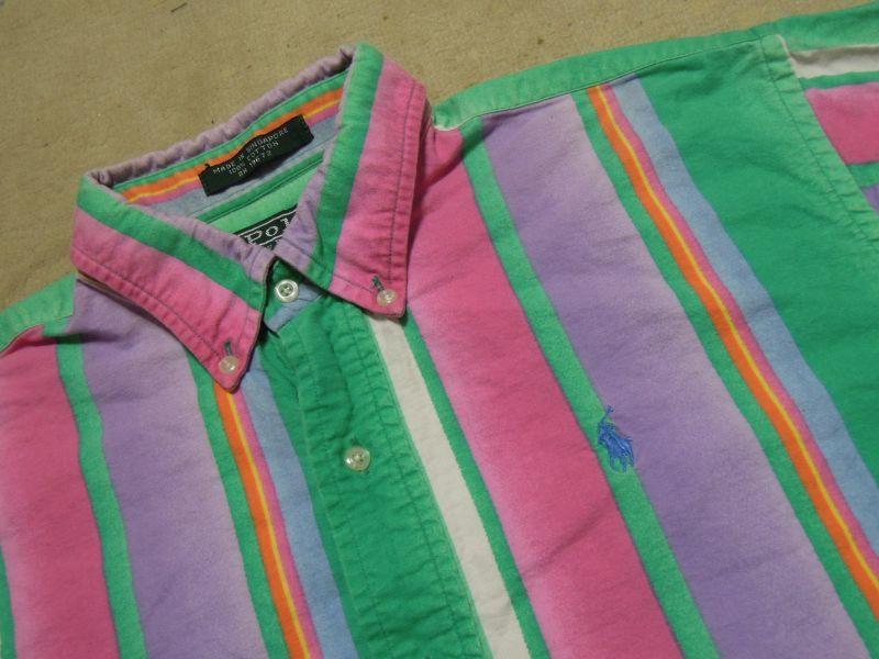 画像3: ラルフローレン 半袖シャツ/Boy's XL