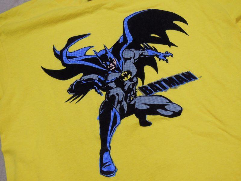 画像4: 00's BATMAN Tシャツ/L