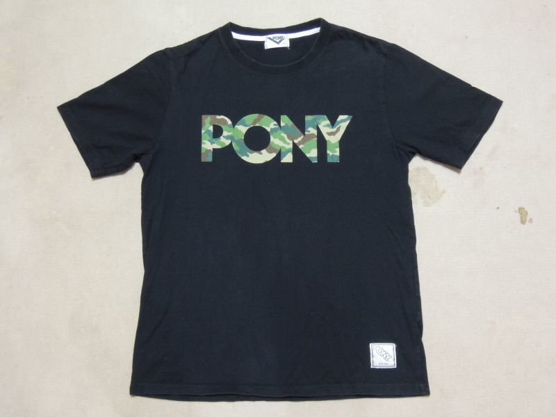 画像1: 00's PONY Tシャツ/XL
