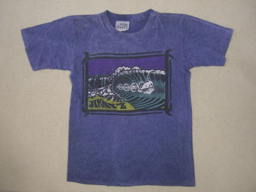 画像1: 80's JIMMY'Z Tシャツ/M