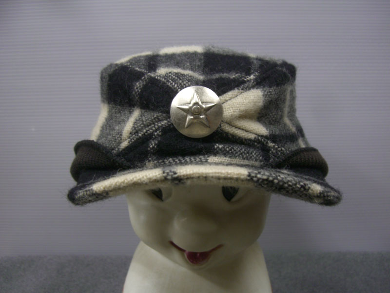 画像1: NEW YORK HAT USA製 WOOLキャップ