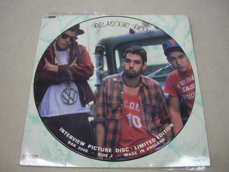 画像1: BEASTIE BOYS 限定12インチ ピクチャー盤