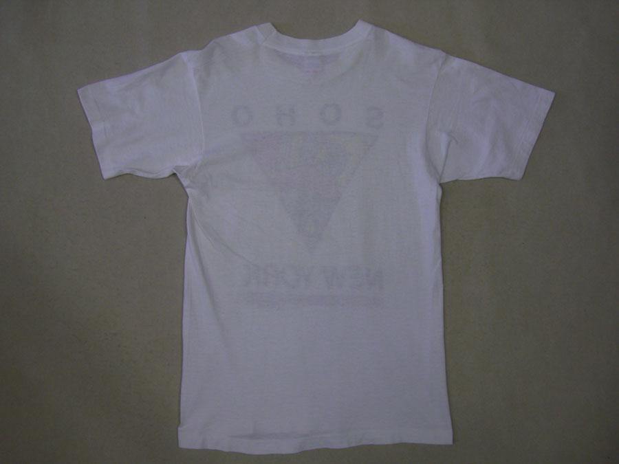 画像2: 90's FOTL アート柄 Tシャツ/染み込み/M