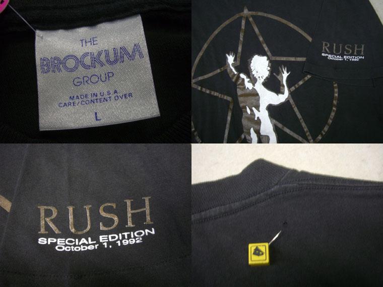 画像3: 90's RUSH Tシャツ/L