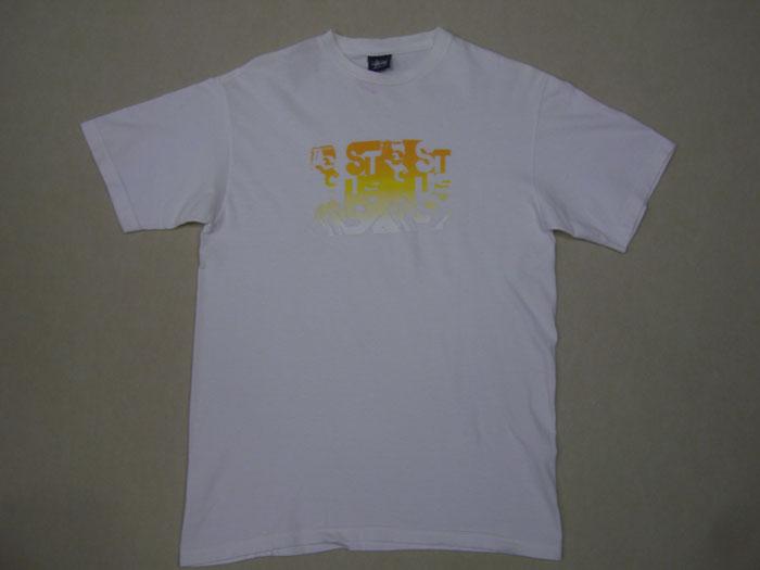 画像1: 〜00's stussy Tシャツ/M