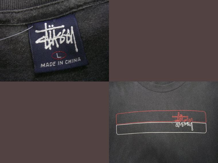 画像3: stussy 半袖Tシャツ/L