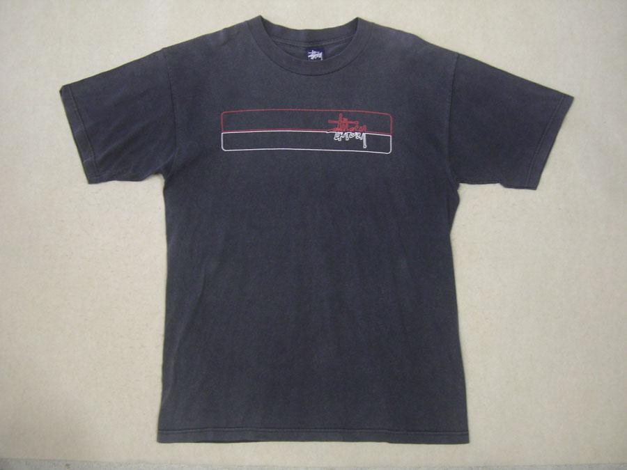 画像1: stussy 半袖Tシャツ/L